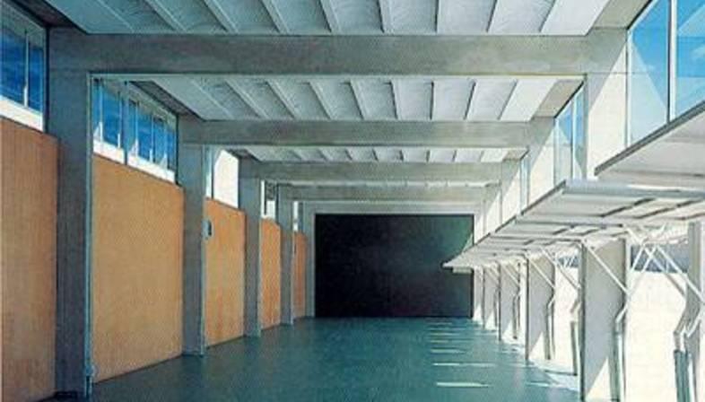 Ferrater & Guibernau: scuola professionale a Lloret de Mar, Spagna, 1993-1996