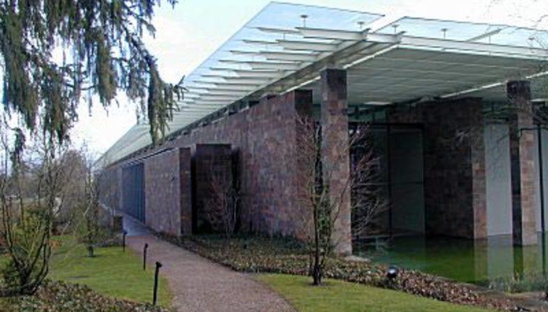 Museo della Fondazione Beyeler a Riehen, Basilea, 1991-1997. Renzo Piano