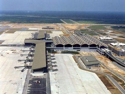 Aeroporto Internazionale di Kuala Lumpur, Malesia