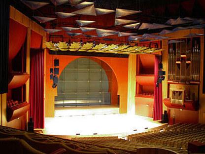 Auditorium Alfredo Kraus di Las Palmas, Gran Canaria