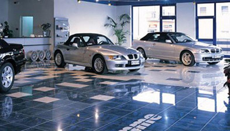 CiBiEmme, concessionaria BMW