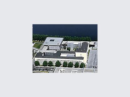 Peter Kulka: Parlamento Regionale di Dresda
