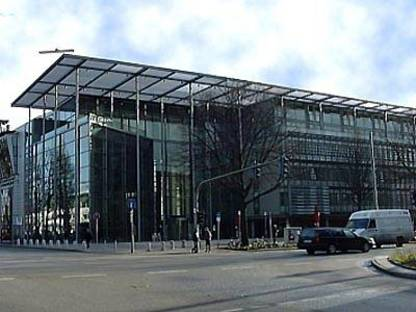 Foster and Partners: Centro Multimediale, Amburgo