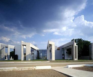 Zvi Hecker<br>Centro culturale Ebraico di Duisburg, Germania, 1996-1999