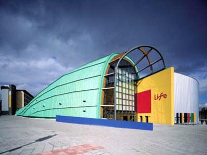 Terry Farrell: International Centre for Life