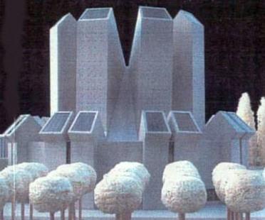 Mario Botta, Chiesa del Santo Volto, Torino