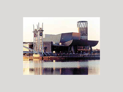 Michael Wilford: Lowry Center, Salford, Gran Bretagna, 2002
