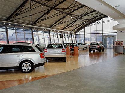 Concessionaria Audi