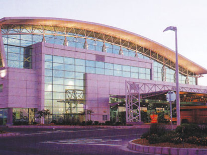 Cape Town International Departures Terminal