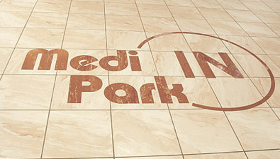 Medi in Park