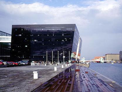 The Black Diamont - Copenaghen<br> Schmidt, Hammer, Lassen.
