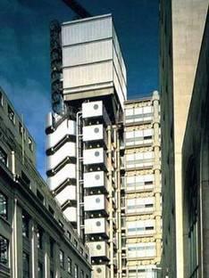 Lloyd's building - Londra