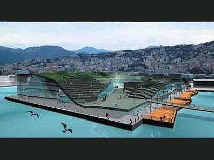 Ponte Parodi, Genova, 2001