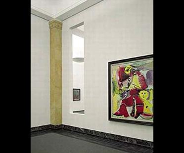Ampliamento della Galleria Nazionale di arte moderna, Roma
