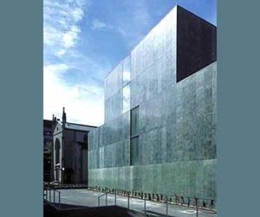 Migros Shopping Center, Lucerna, Svizzera, 2000
