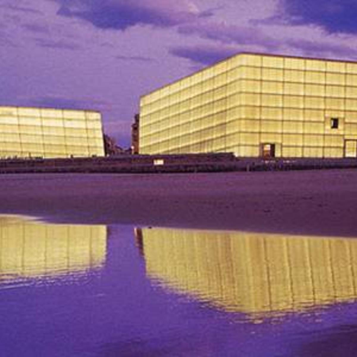 Kursaal Auditorium E Centro Congressi Spagna Floornature