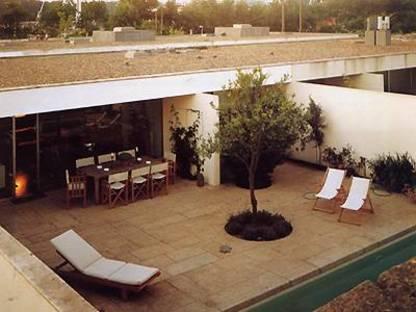 Case a patio, Matosinhos, Portogallo