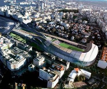 Peter Eisenman, Stadio Deportivo<br> La Coruña