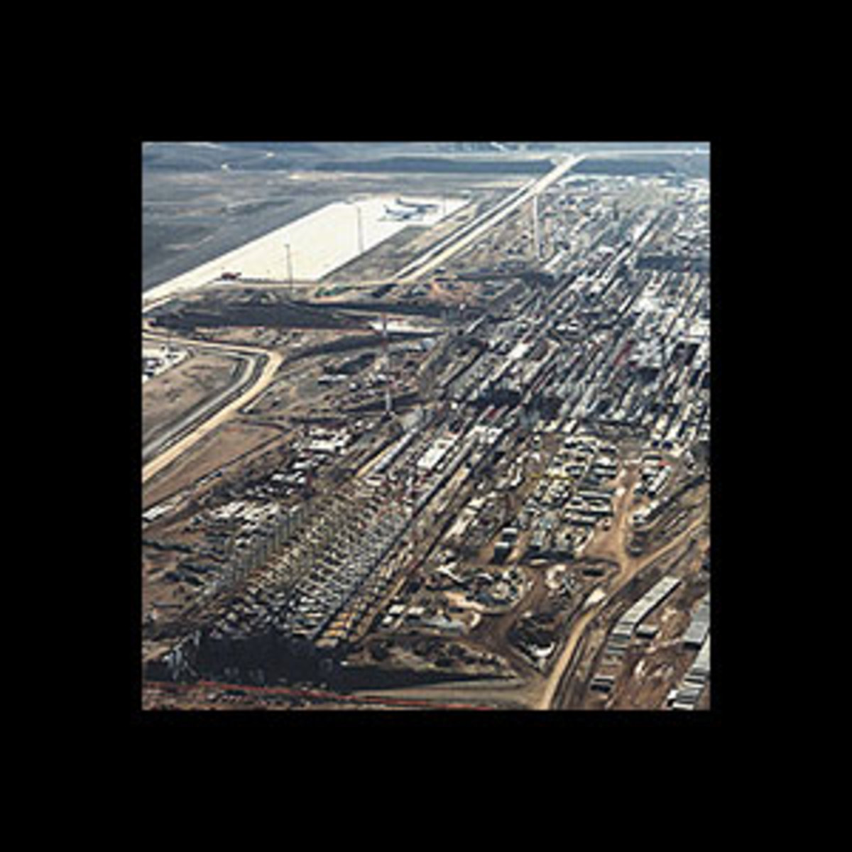 Aeroporto di Barajas, Madrid<br> Richard Rogers, 2004