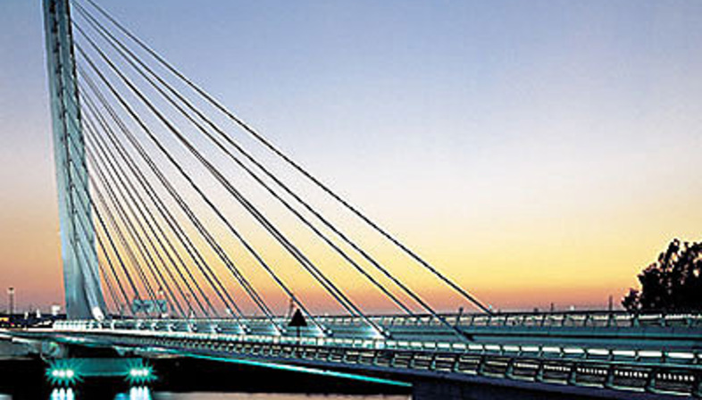 Ponte Alamillo<br> Siviglia