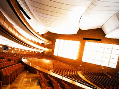 Teatro degli Arcimboldi <br>Gregotti Associati