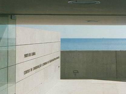 Torre di Controllo del Porto di Lisbona, Gonçalo Byrne, 2001