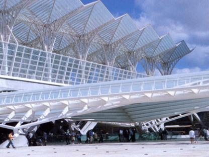 Santiago Calatrava: Stazione d'Oriente