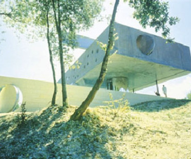 OMA, Rem Koolhaas<br> Maison Lemoine, Floirac, France