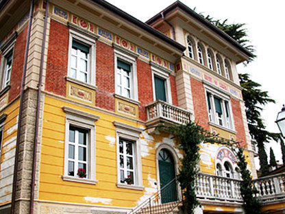 Luigi Ferrari<br> Ristrutturazione villa liberty a Roè Volciano