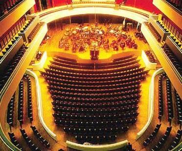 Sibelius Concert Hall<br> Lathi, Studio Artto