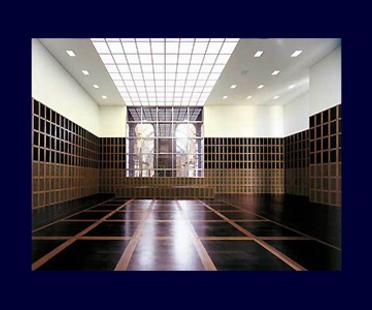 Oswald Mathias Ungers: Wallraf-Richartz-Museum Colonia