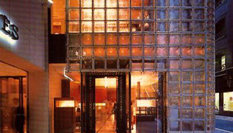Renzo piano maison hermes floornature for Maison hermes