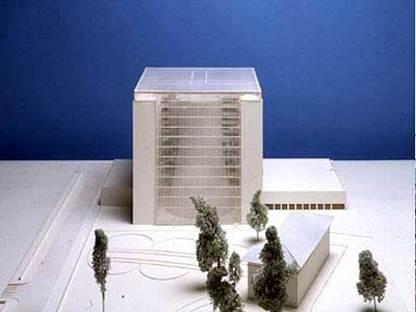 Pirelli Real Estate, Milano.<br> Gregotti Associati, 2003