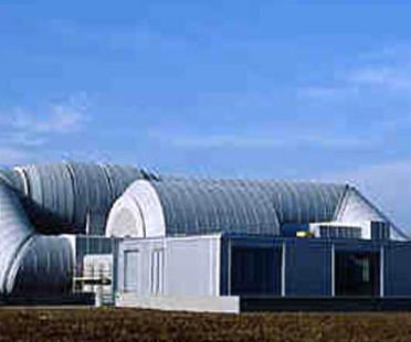 Galleria del Vento. <br>Renzo Piano. 1998