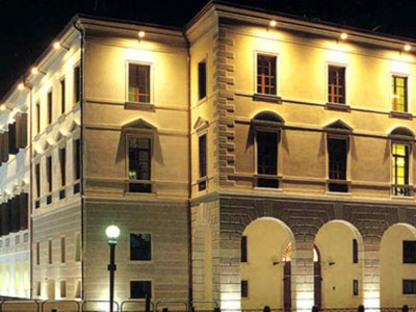Paolo Portoghesi. <br>Universit&agrave; di Treviso. <br>2002