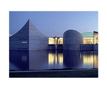 Exploration Place, Moshe Safdie and Associates.<br> Wichite (Kansas)