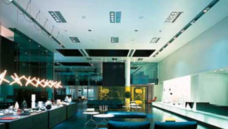 Store B&B Italia. Milano. Antonio Citterio & Partners. 2004