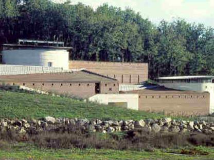 Cantine Coltibuono. Monti in Chianti (Siena) Sartogo e Grenoon. 1999