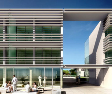 Jesolo Lido Village<br>Richard Meier. 2004