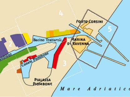 Molo di Ravenna,<br> Antonio Citterio