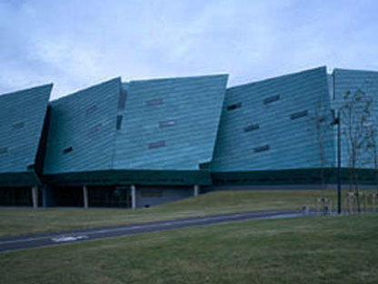 Muray O Laoire Architects, GMIT (Istituto di tecnologia Mayo).  Galway, 2003