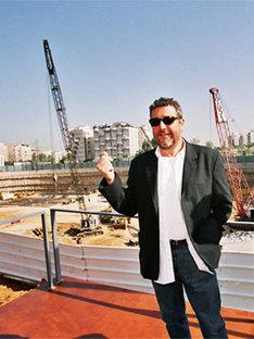 High-fashion living a Tel Aviv