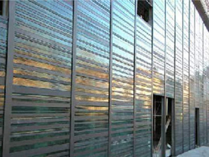 Torino. Porta Palazzo. Mercato dell'abigliamento. Massimiliano Fuksas. 2004