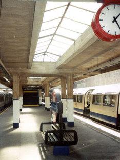Stazione Metropolitana Arnos Grove