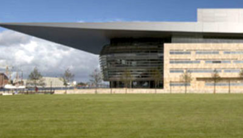 Henning Larsen. Opera House. Copenhagen. 2004