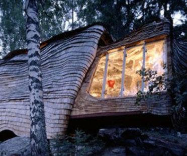 24h Architecture. Casa rifugio. Arjang (Svezia), 2003