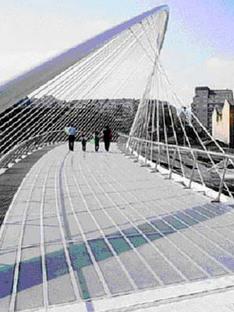 Ponte Calatrava <br>Venezia. 2004