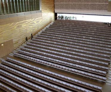 Rem Koolhaas, Casa della Musica. Porto, 2005