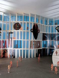 Milano, La città delle culture. David Chipperfield