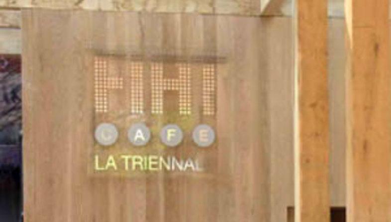 Milano. Fiat Café La Triennale. Michele De Lucchi. 2004
